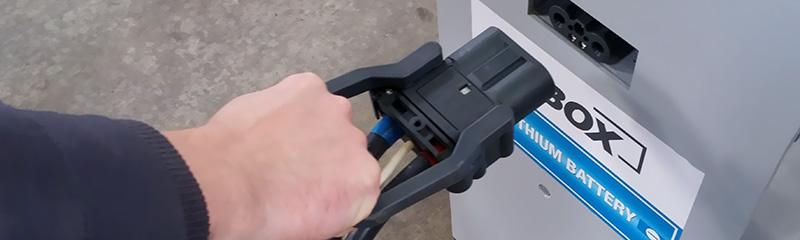 Литий-ионные тяговые батареи